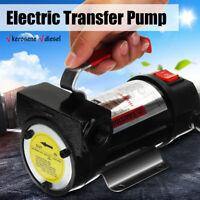 50L/Min 12V Diesel Fluid Extractor Electric Transfer Pump Car Fuel Free Deliver