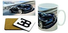Bugatti Chiron - Mug & Coaster Set