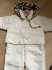 Burberry  Baby Snowsuit 6months