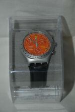 2004 Swatch Irony Chrono Arancia Infocata YCS4029 NEW and BOXED