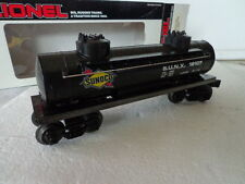 "LIONEL ""O"" 0/27  SUNOCO TWO DOME TANK CAR  S.U.N.X. 16107"