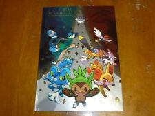 "Pokemon Center limited "" Pokemon X and Y World Art Book "" Nintendo"