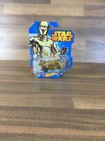 Hot Wheels Star Wars Car - C-3PO - Asst. CGW35 CGW45 - Die-cast model