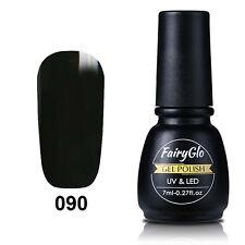 FairyGlo UV LED Soak Off Gel Nail Polish Nail Art DIY Wedding Party Manicure New