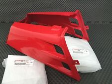 OEM Yamaha Banshee YFZ350 gas tank side panels plastic fenders covers Red