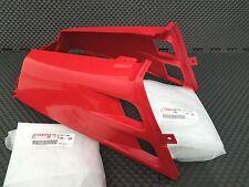 OEM Yamaha Banshee YFZ350 gas tank side panels plastic fenders covers Red