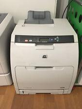 HP Color LaserJet 3600N Farblaserdrucker Q5987A USB LAN nur 9900 Seiten gedr.