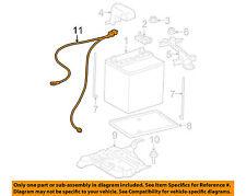 Scion TOYOTA OEM 05-10 tC Battery-Negative Cable 8212321080 OEM NEW PART