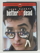 Better Off Dead (Dvd, 2002, Widescreen) John Cusak