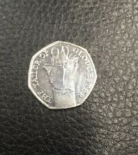 New 2018 50p The Tailor Of Gloucester Beatrix Potter Series - Good Condition