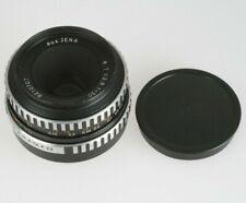 """aus Jena (Carl Zeiss) 2,8/50mm T Objektiv """"Zebra"""" (M42 #8210707"""