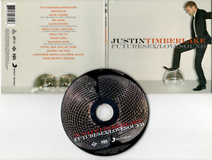 "JUSTIN TIMBERLAKE ""Futuresex / Lovesound"" (CD Digipack) 2012"