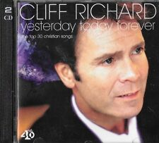 CLIFF RICHARD - YESTERDAY TODAY FOREVER the top 30 christian songs - 2CD
