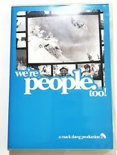 We're People Too Snowboard DVD Extreme Sports