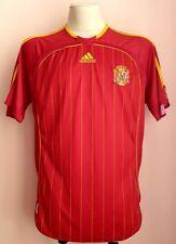 Spain 2005 - 2007 Home football Adidas shirtsize L