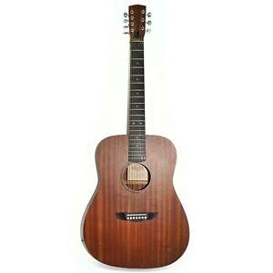 New Russian Ukrainian Seven 7 Str Acoustic Guitar Trembita SunCity Natural Wood!