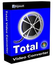 Bigasoft total Video Converter 2017