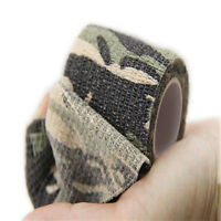 Camo Waterproof Wraps Hunting Campings Hiking Camouflage Stealth Tapes-pJCAU