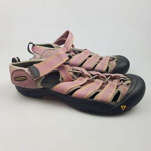 Women's KEEN Sz 6?? Sandals Pink VGCon Waterproof Ladies   3+ Extra 10% Off