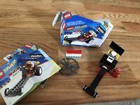 LEGO-6639 Raven Racer. Dragster Racer vintage set