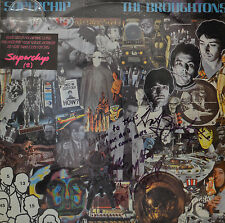 "THE BROUGHTONS - SUPERCHIP - SIGNIERT!!! 12"" LP (M507)"