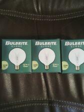 3~ 25 watt Light Bulbs Fits Full Size Scentsy Warmers - FREE SHIP.