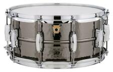 Ludwig LB417K 14x6,5 Black Beauty Hammered Snare