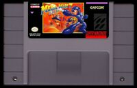 MEGA MAN 7 SNES Super Nintendo USA NTSC 16bit 46pin(Super Nintendo Game Card)