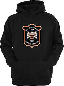 Club Deportivo Águila del Salvador  Sweater Hoodie Color Black,Red,Grey For Men