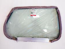 Jaguar 93-95 XJ6 OEM Left Rear Door Window Glass NEW BEC25211