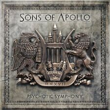 Sons of Apollo - Psychotic Symphony (NEW 2 x CD MEDIABOOK)