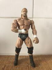 Figurine TRIPLE H WWE Flex Force Series MATTEL 2010 Wrestling