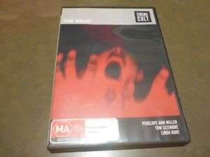 041 DVD - THE RELIC 2017 - LOOKS NEW, AUST ZONE 4