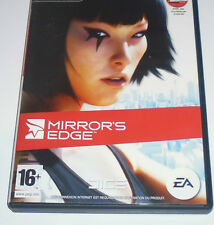 Mirror,s edge  cd music included francais  PC