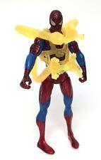 "Marvel Universe Battle Armor Spider-Man Water Rumble Battle Packs 3.75"" Figure"