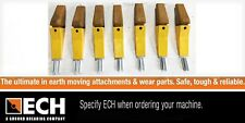 5KC3SB Kit Mini Loader & 4 in 1 Bobcat Bucket Teeth & Adapter Pack of 7 w/Pins