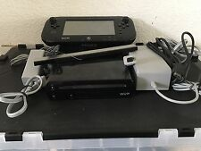Nintendo Wii U 32GB BUNDLE W/2 Games Pre-Installed-super mario 3D & Nintendoland