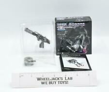 Shockwave Limited Edition 1 of 500 Justitoys WST MIB 2010 Transformers