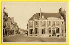 cpa 02 - VILLERS COTTERETS (Aisne) La POSTE et Rue du Général MANGIN
