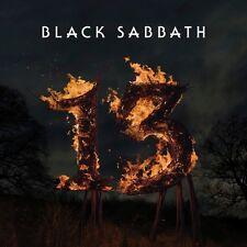 BLACK SABBATH - 13  (VINYL LP)  8 TRACKS HARD & HEAVY / METAL / HARD ROCK NEU