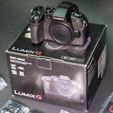 PANASONIC LUMIX G85 4K CAMERA- BODY ONLY- 5 AXIS I.S.- EXCELLENT CONDITION