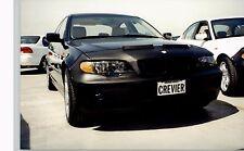 Colgan Front End Mask Bra 2pc. Fits BMW 330i & 330xi 2002-2005 W/Lic.Plate,