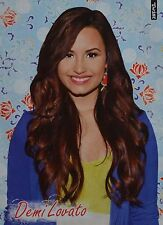 DEMI LOVATO - A4 Poster (ca. 21 x 28 cm) - Clippings Fan Sammlung NEU