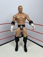 WWE WWF Triple H 2011 Mattel Elite Wrestling Action Figure