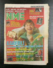 NME:Prince, Siouxsie Sioux, REM, Pet Shop Boys, Harry Enfield 24th December 1988