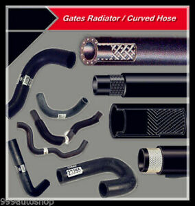 Gates Hose Lower FIT HOLDEN Rodeo R7 & R9 1998-On