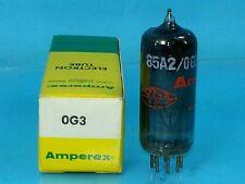 AMPEREX MULLARD 85A2  0G3 NOS NIB VACUUM TUBE VOLTAGE REGULATOR