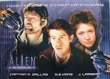CARTES - CARDS DE COLLECTION SERIE CINEMA FILM ALIEN NUMERO 83