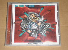 CHOP SHOP - RECOVERED PIECES - CD SIGILLATO (SEALED)