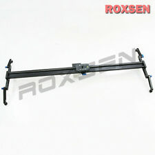 "100cm 40"" Camera Track Dolly Slider Roller Bearing Stabilization System for DSLR"